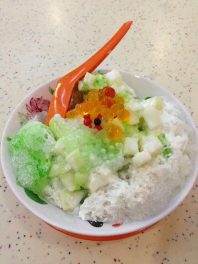 Honey Dew Sago delight