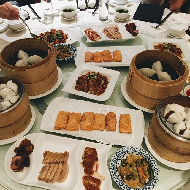 [CONTEST] Stand a  chance  to  WIN  this  Dim  Sum  Feast  for  2 (worth $76++) at  Si Chuan  Dou  Hua.