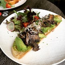Avocado Toast ($16++)