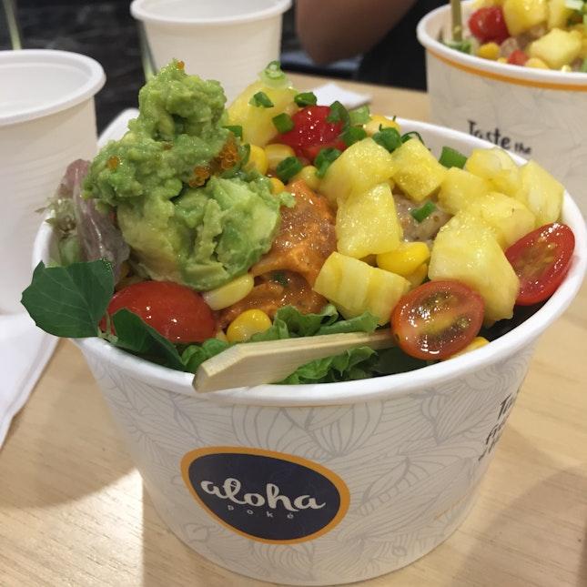 Aloha Poké bowl