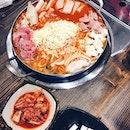 Army stew with 🧀 overloads #daejon#foodpic#burpple#armystew#instapic#throwback#potd#yum#foodporn#igsg#singaporeinsiders#havelockII#tslmakan#eatoutsg#instagood