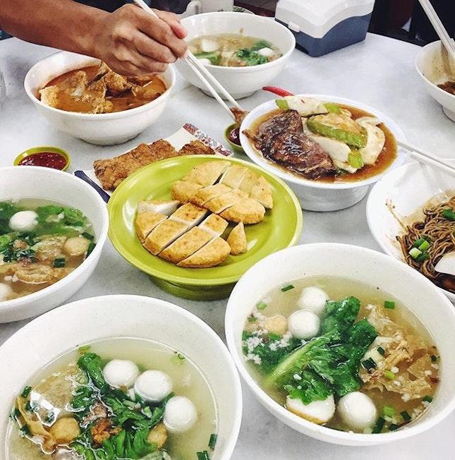 謝謝朋友的好介紹。 #jb#malaysiafood#potd#throwback#yummy#instapic#instafood#foodie#burpple#fishcakesoQ#foodporn