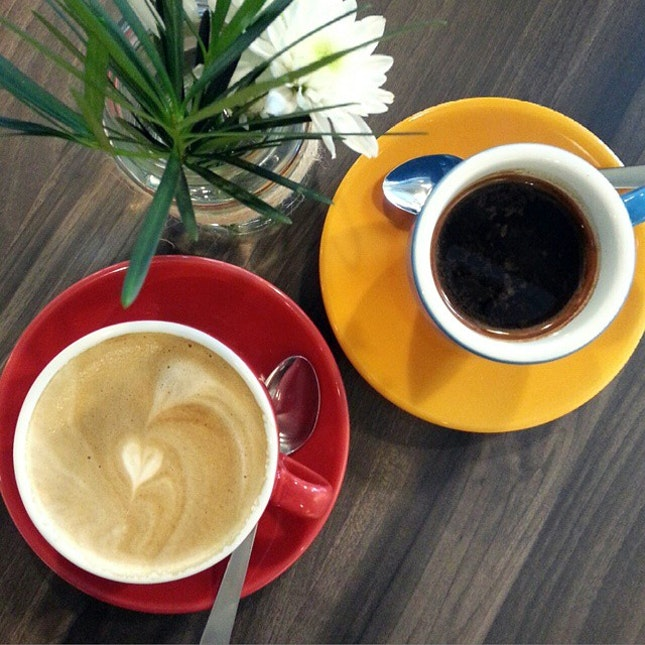 A new cafe has sprouted in Toa Payoh and it's just 2 days old!