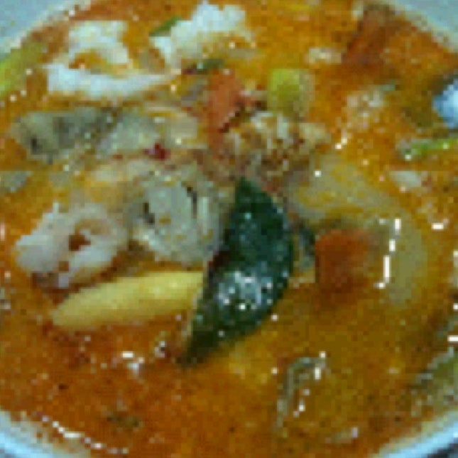 Seafood Tomyum