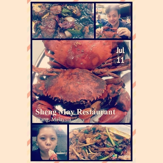 Celebrating another success 👍 #bb HUGE #Crab #Yummy #satisfied #craving ✌️