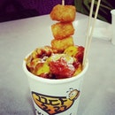 #Korean #snack #kkuldak #streetfood #Chicken #spicy #ricecake #honey #sgfood #singapore #yummy #delicious #foodporn #foodstagram #foodie #food #foodgloriousfood #foodlover #icapturefood #instafood #ilovefood #foodblogger #nofilter