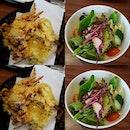 #japanese #vegetables #tempura #salad #beef #udon #soup #nikuudon #lunchset  #Tajimaya #sgfood #singapore #food #foodie #foodstagram #ilovefood #icapturefood #instafood #foodporn #foodgloriousfood #epochtimesfood #foodblogger #yummy #delicious #8dayseatout #eatout #burpple #8dayseat #vivocity