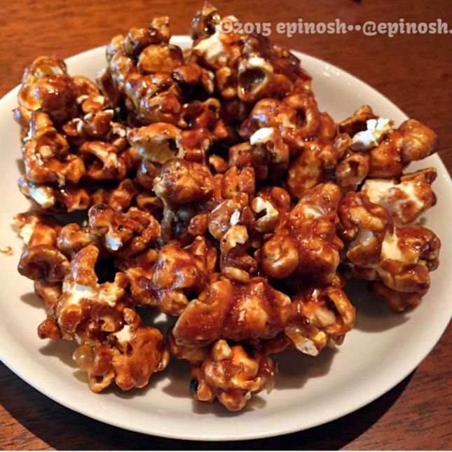 Caramel Popcorn In 7spice
