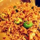 Sambal Petai Fried Rice