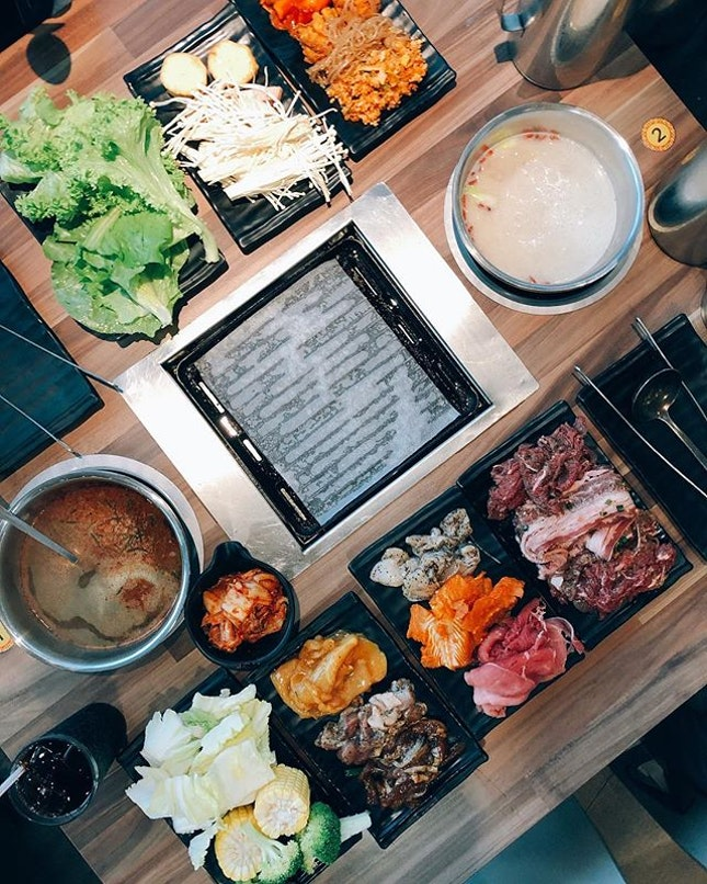When was the last time you had Seoul Garden?