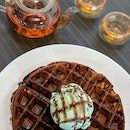 Ah Gong's Waffles And Biscuits