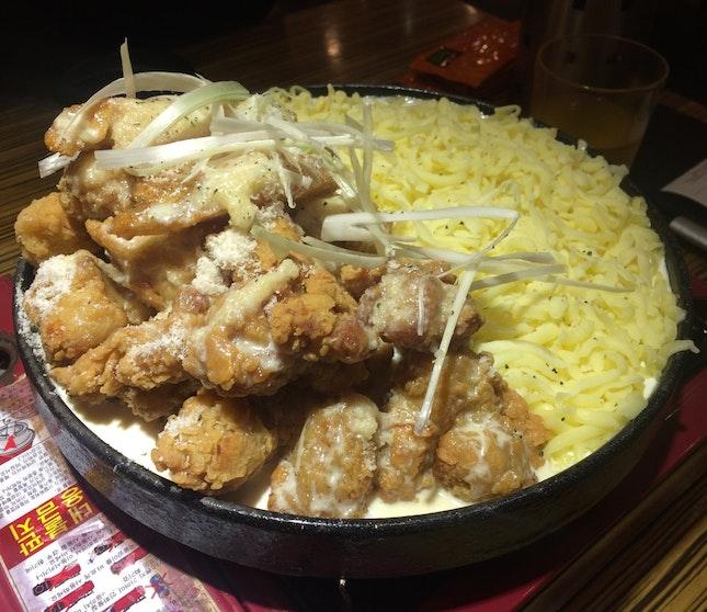 Korean Fried Chicken 🍗