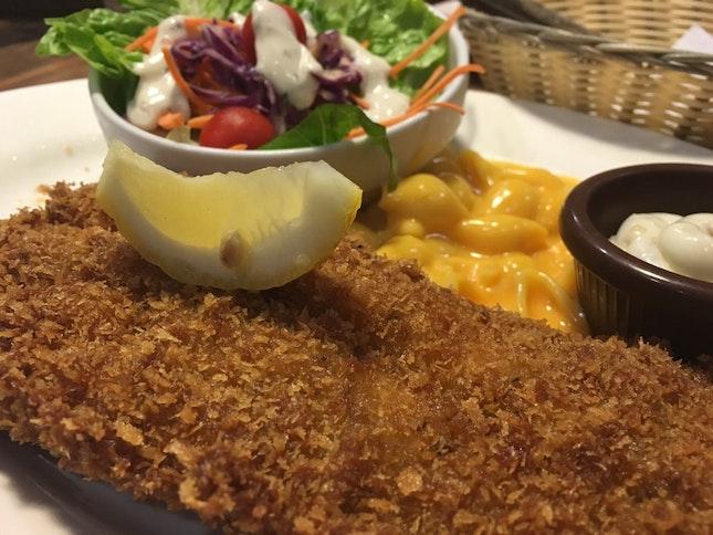 Fish, Chicken & Steaks