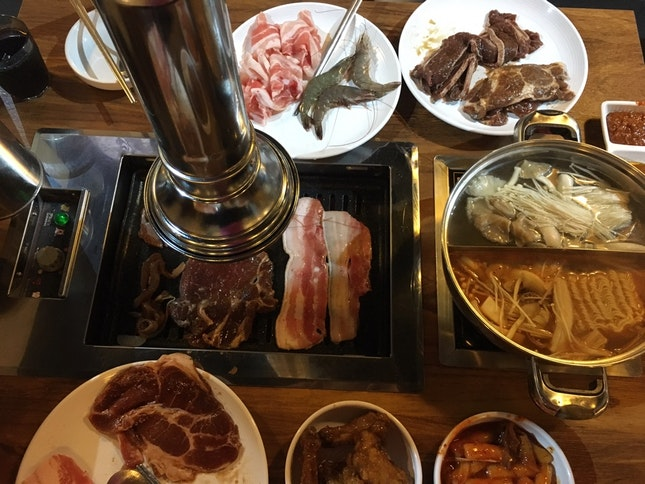 Korean BBQ &Steamboat