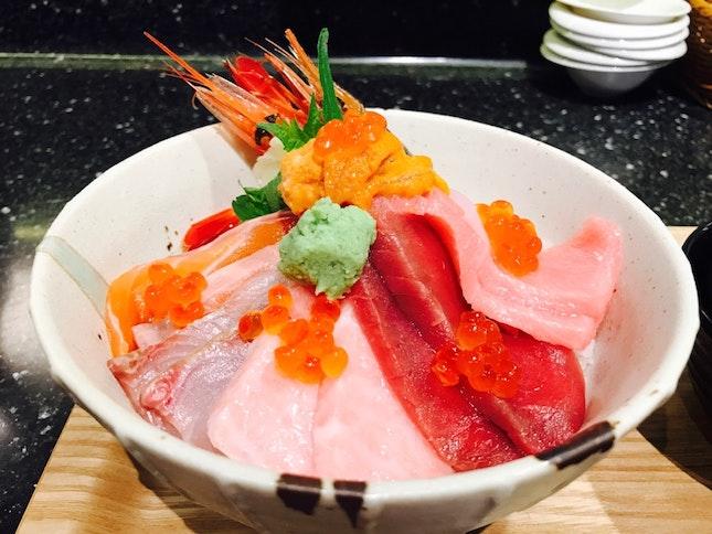 The Freshest Tuna & Seafood