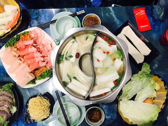 Shi Li Fang Taiwan Hot Pot
