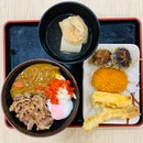 Freshly-Made Sanuki Udon & Tempura