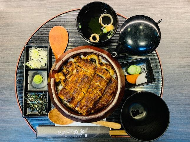 125 Years Unagi Specialist from Tokyo