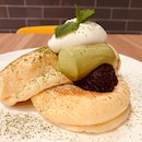 Famous Soufflé Pancakes from Japan