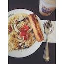 Chicken & Mushroom fusili