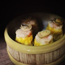 Siew mai with those cute little abalone.