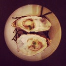 #oysters with shallot creme #seafood #hongkong #food #foodie #foodporn