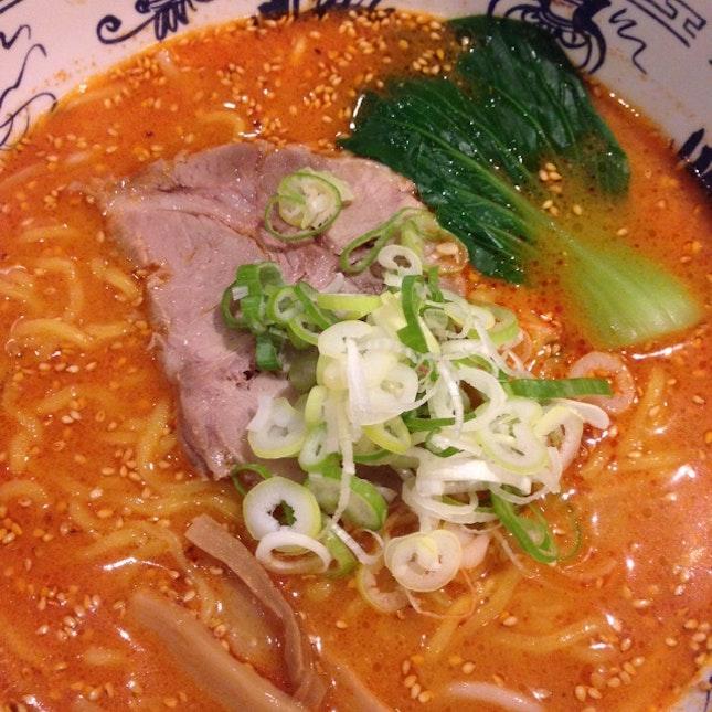 Spicy Hokkaido Ramen