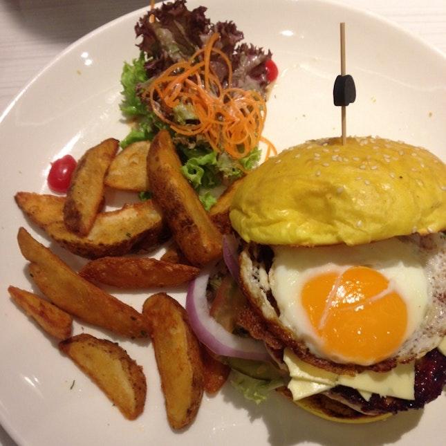 Handmade Burger