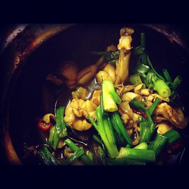 Frog porridge - Geylang Lor 9, Singapore