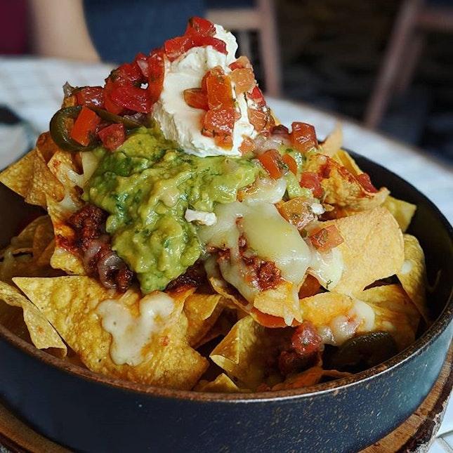 well rendition of nachos!