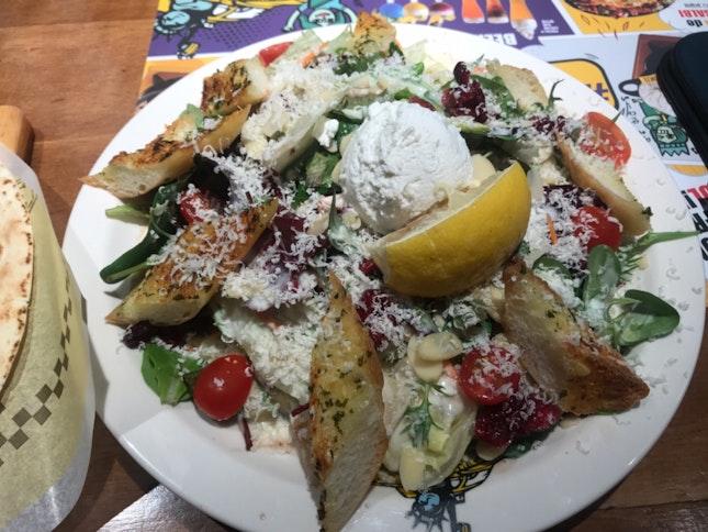 Ricotta salad $12.90++