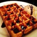#greenwaffle #desserts #sweet #yum #awesome #toogood #chocolate #waffle #fresh #soho #happy #hongkong #igers #instafollow #instacollage #instafollow #iphoneonly #retreat #asia #all_shots #photooftheday #weekend #followme #food #foodporn #foodphotography