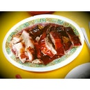 Found a Hidden Gem At People Park Food Centre This Roast Meal Serve Good Roasted Duck Char Siew & Sio Bak.
