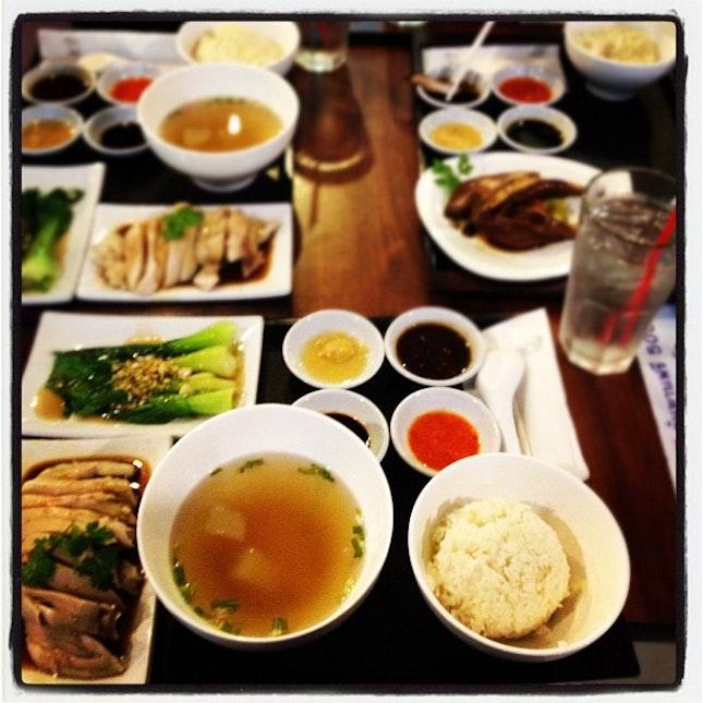 chicken #rice #food