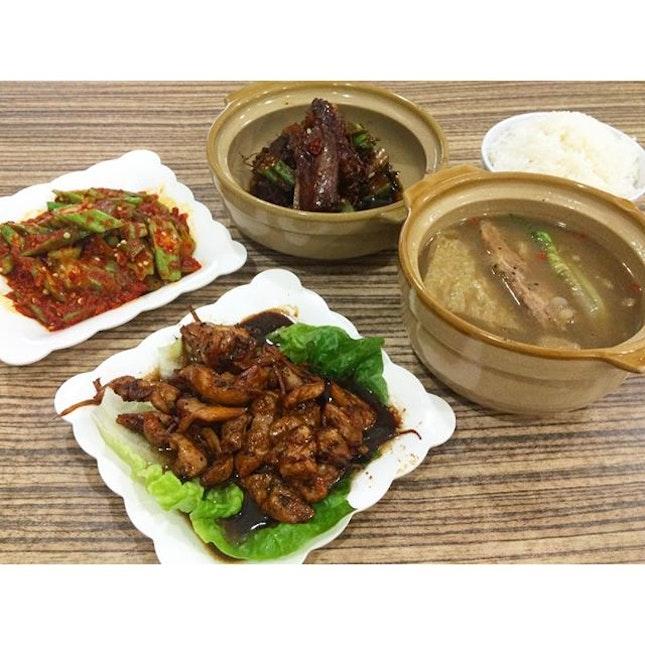 DFTBA Kitchen – Farrer Park, Singapore – Link on my profile • https://eatwithroy.com/2016/05/17/dftba-kitchen-farrer-park-singapore/ • #eatwithroy #bakkutteh #drybakkutteh #rangoonroad #farrerparkgoodfood #dftbakitchen #nonhalal #burpple #swweats #hawker #supportlocalsg