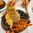 Waffles Feast!