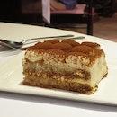 Tiramisu Al Mascarpone E Café ($13.50)