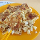 White Carrot Cake ($3)