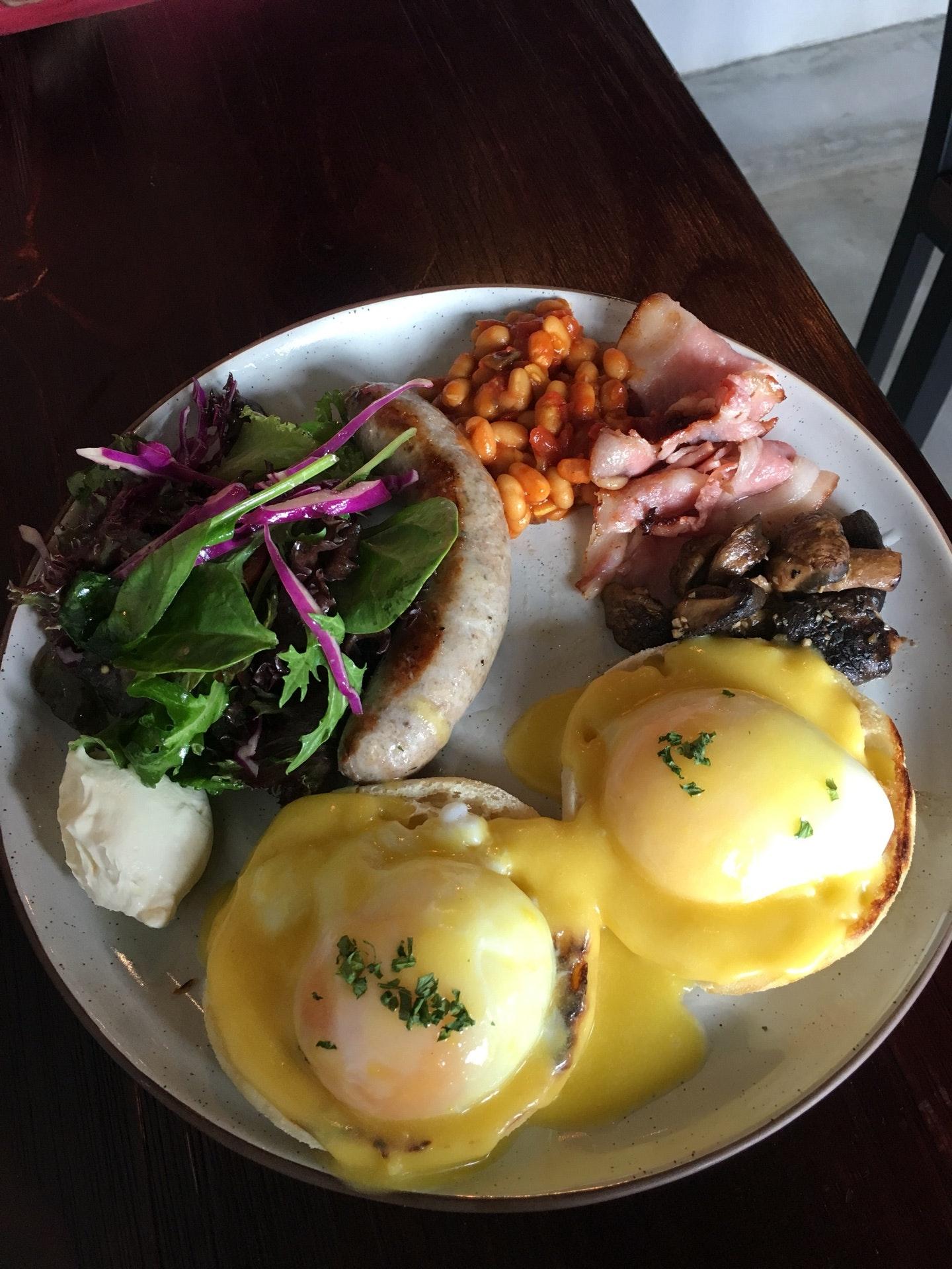 THUS Breakfast $19