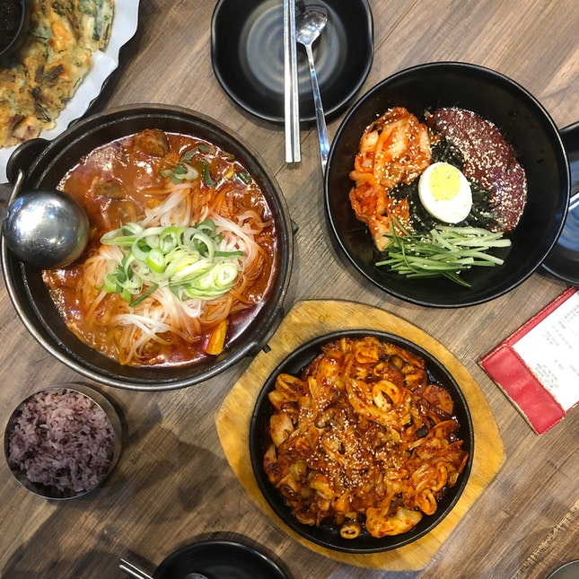 Halal Korean Stew