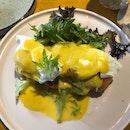 Eggs Bernadette