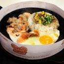 #lunch #pepperlunch #express #salmon #egg #chicken #addons