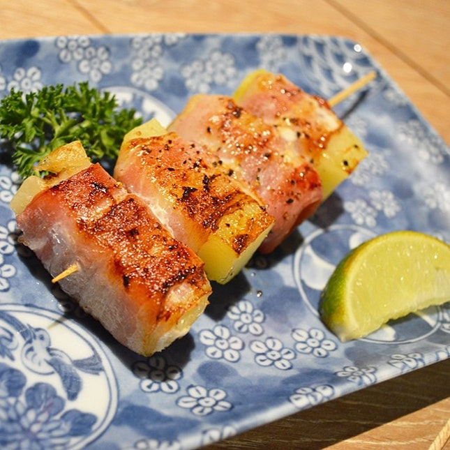 For Japanese Grill & Sake Dining