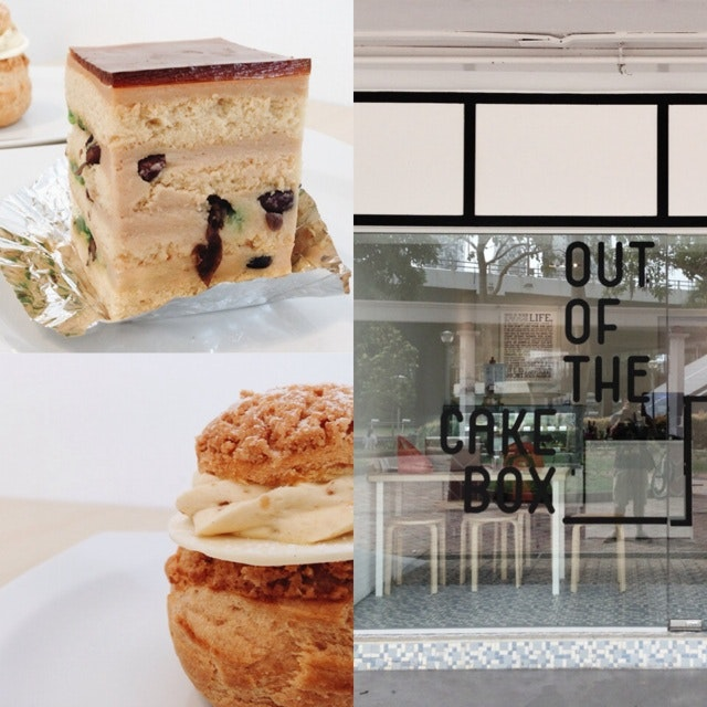 For Locally-Inspired Cakes & Pastries