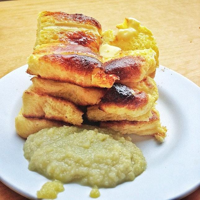 For The Quintessential Singaporean Breakfast