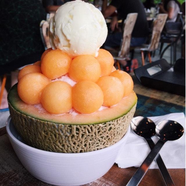 For Mini Bingsus & Ice Cream Macaron