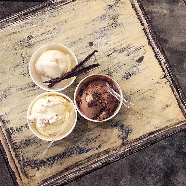 For Healthier Ice Cream