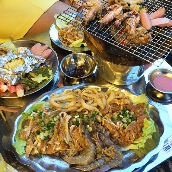 For Vietnamese BBQ