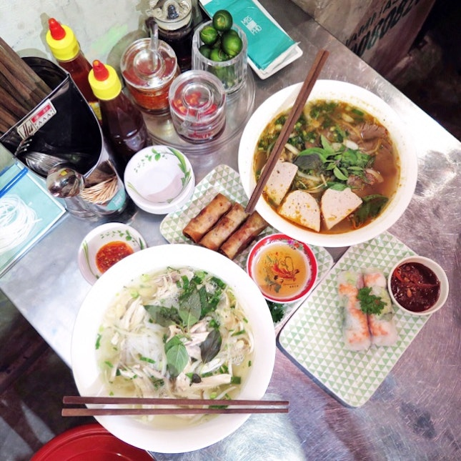 For Authentic Vibes and Superb Pho