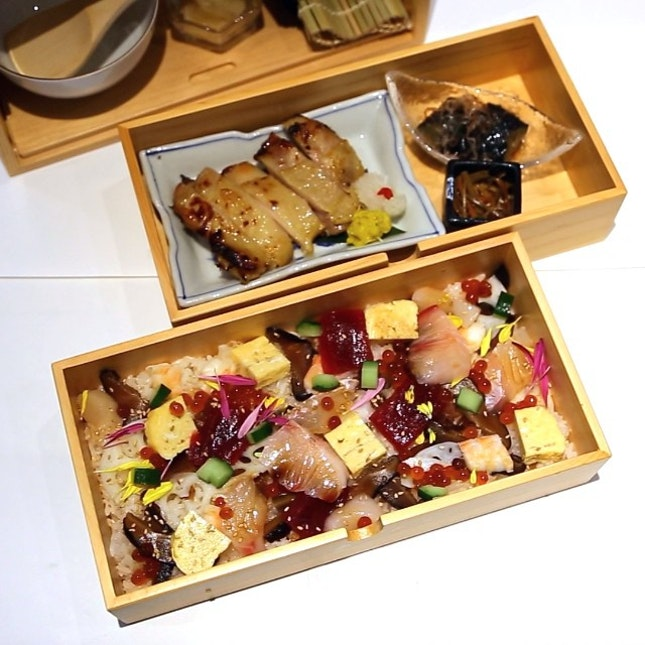 For Traditional, Elegant Okamochi Box Experience